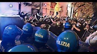 La polizia non si tocca, ma le rivolte a Napoli non vanno ignorate (24 ott 2020)