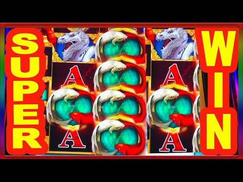 ** RIVER DRAGONS SLOT MACHINE BY IGT  ** SLOT LOVER **