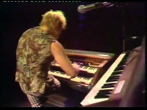 Uriah Heep - Gypsy Live 1983