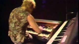Uriah Heep live 1983 Mick Box (guitar) - Peter Goalby (Singer) - Jo...