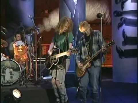 Soul Asylum - Runaway Train - 1993 On Jools Holland Mp3