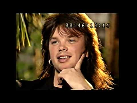 EUROPE - The final Countdown - Interview 1986