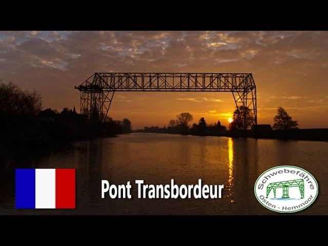 Pont Transbordeur Osten-Hemmoor