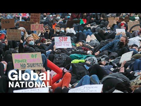 Global National: March 14, 2021 | Pressure mounting after police handling of Sarah Everard vigil