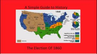 A Simple Guide to the Election Of 1860