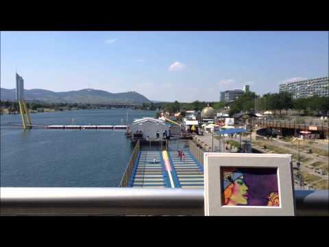 La STROLL - A Rover Exhibit @ Donauinsel (Danube Island), Vienna Austria