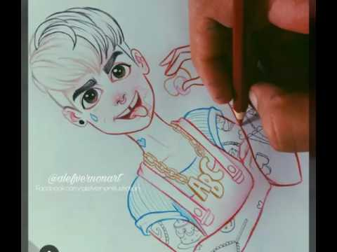 Alguns Desenhos Da Melanie Martinez Youtube
