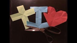 Så här gör du: Tro, Hopp och Kärlek med ett klipp