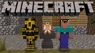 Massi Y Whitezunder Se Convierten En Bebes En Minecraft