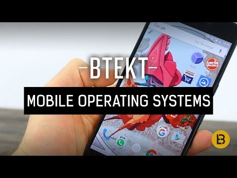 Mobile Operating Systems - a year in review
