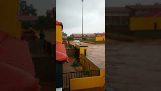 Areas of Sebokeng left flooded after heavy rain