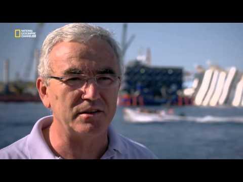 DOKU HD: Die Bergung der Costa Concordia