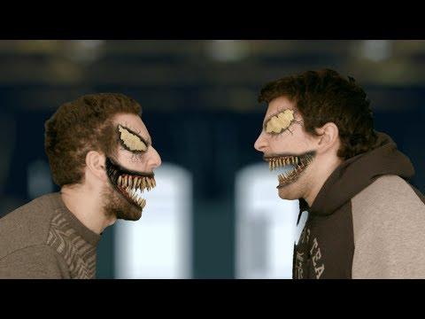 VENOM - Face Changing (The Series) #10 Venom Vs Riot