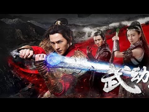 The Invincible Swordsman - 2019 Chinese New action fantasy Kung fu Martial arts full movies HD #13