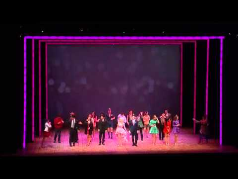 121128 Jessica - Legally Blonde Curtain Call (official FB)