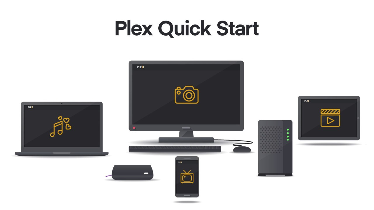 Install Plex Media Server for Linux using the Snap Store