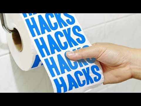 7 Bathroom Hacks That Will Save Your Ass