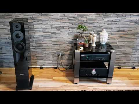 Musical Fidelity M6 500i + PMC Twenty26