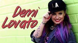 Demi Lovato Cover Shoot: Music Interview!
