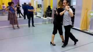 Урок №2 Аргентинское Танго