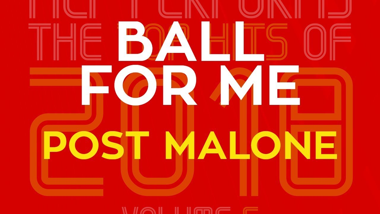Ball For Me - Post Malone cover by Molotov Cocktail Piano