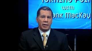 Turning Point with Frank MacKay - former New York Governor David Paterson (Part 1 of 2)