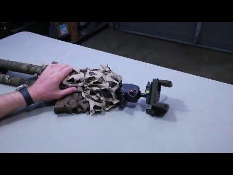 New DMR rifle