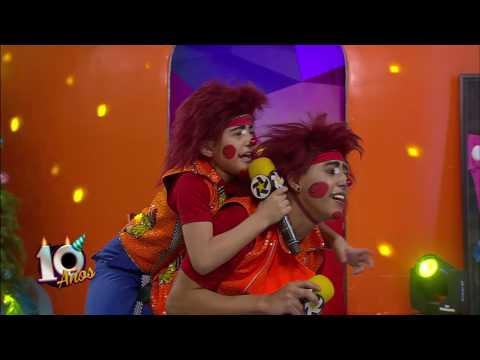 Lapizito y Lapzín se pelean en el programa
