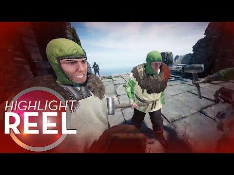 Highlight Reel #482 - Mordhau Player Gets Shrekt