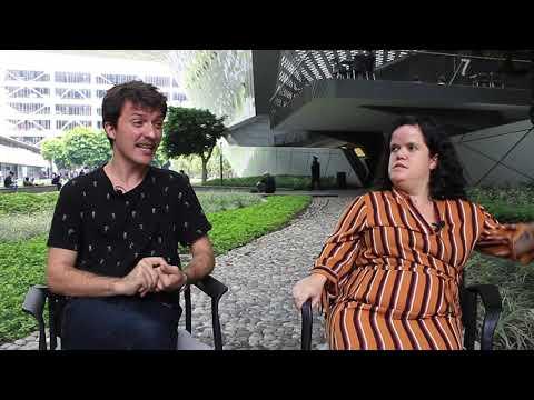 #InvitadosCineteca Entrevista a Paty Maldonado y Manuel Bascoy, Llévame contigo