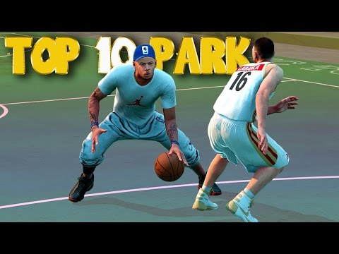 "NBA 2K16 1st OFFICIAL TOP 10 ""MyPARK"" Plays Of The Week!"