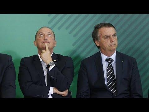 ASSUSTADOR:  QUEM ESPIONA JAIR BOLSONARO?