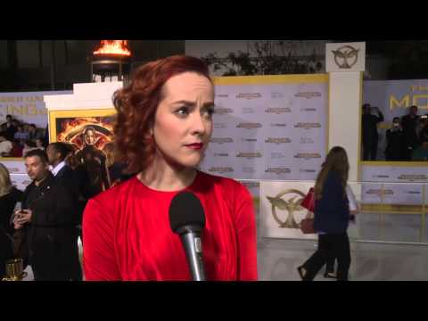 Jena Malone - Mockingjay Part 1 US Premiere