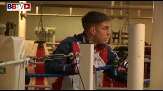 PROSPECT WACTH: JACK BATESON TRAINING MONTAGE FROM BURMANTOFTS ABC