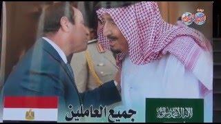 شارع الصحافة يستعد لاستقبال الوفد المرافق لخادم الحرمين الملك سلمان بن عبد العزيز