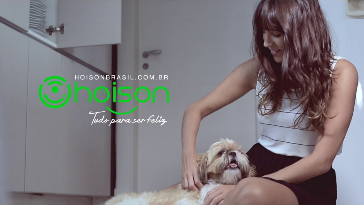 Alimentador Inteligente para Animais de Estimação - Babá Robô Hoison (Hoison - Pet Care Robot)