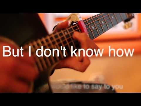 Oasis - Wonderwall [Acoustic Cover.Lyrics.Karaoke]