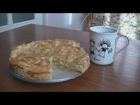 ГУРМАНКА :): пирог с картошкой и сыром :-)