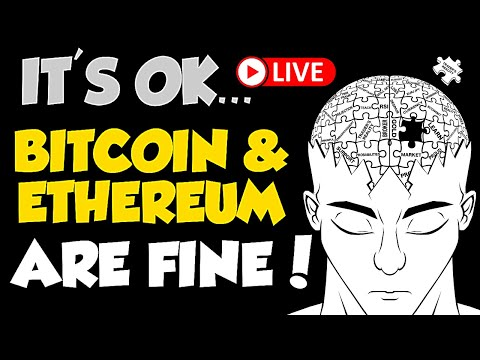 BITCOIN LIVE: Ethereum Price Action: Crypto Trading Strategies