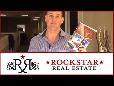 Rock Star Real Estate Minute: Check Out Our New Book Co-Authored