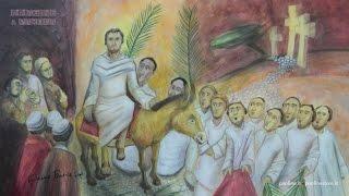 Tu, umile re di gloria - Preghiera di A. M. Cànopi