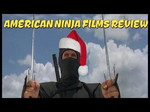 A MOVIE DOJO CHRISTMAS! (AMERICAN NINJA FILMS REVIEW) EP. 41