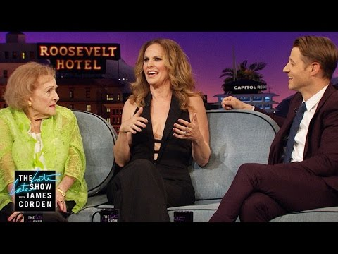 Love Stories w Amy Brenneman, Betty White & Ben McKenzie