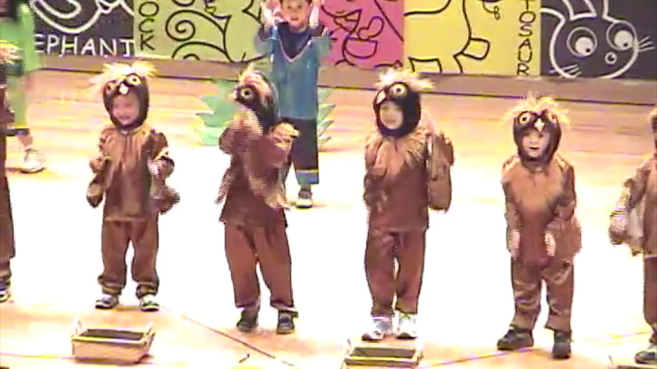 20070520 龍心幼稚園成果展之Daniel淡定打架事件