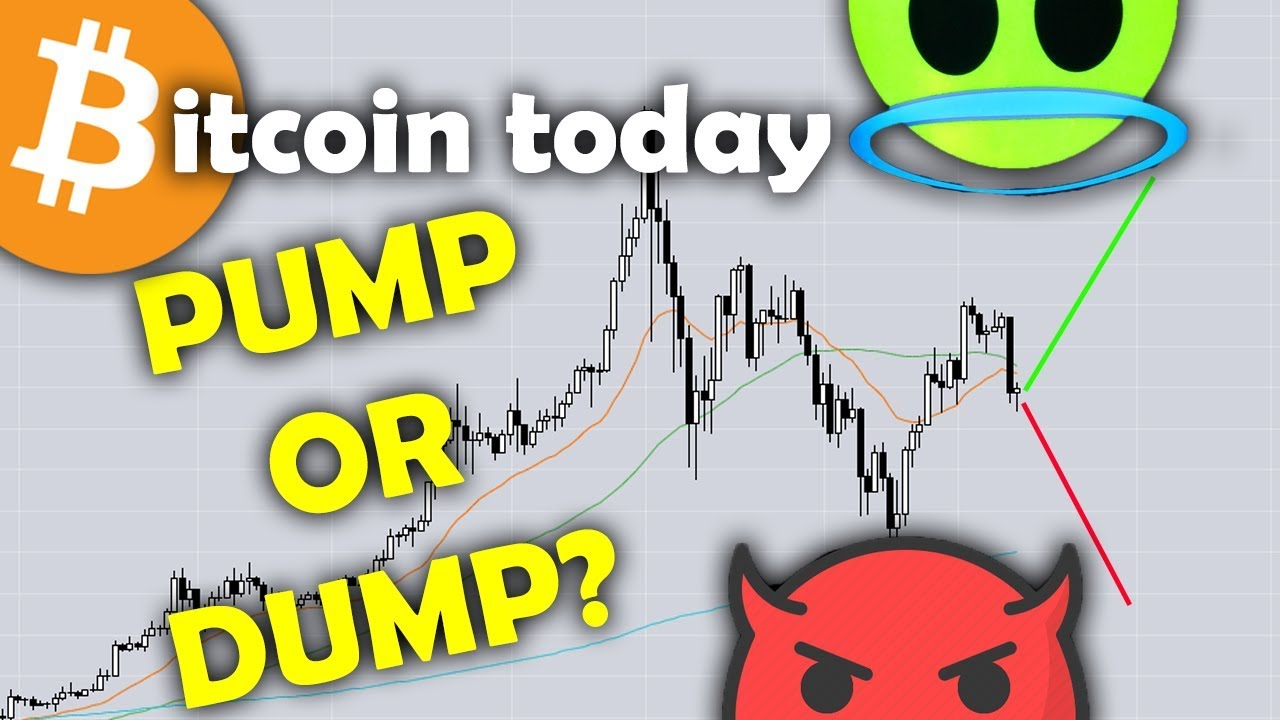 bitcoin pump today