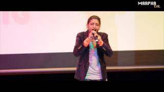 Dubna deu malai - Anil Singh live  in Japan 2015