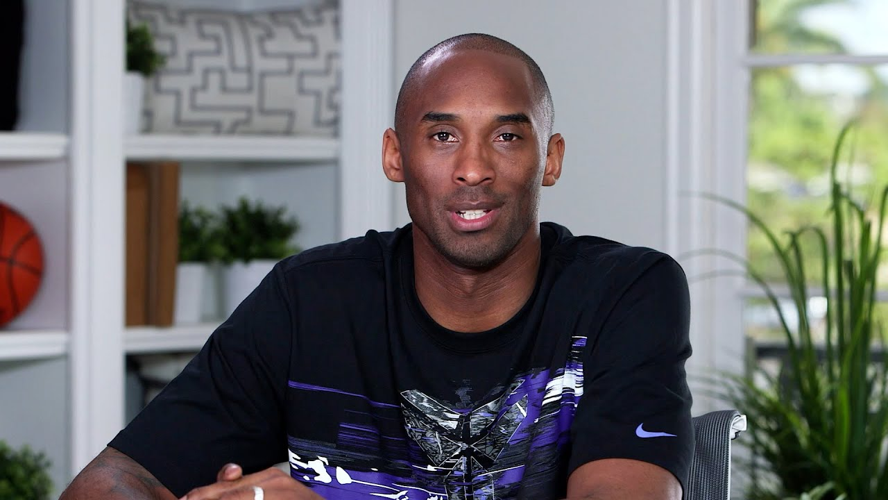 Kobe Bryant: Message on Mindfulness