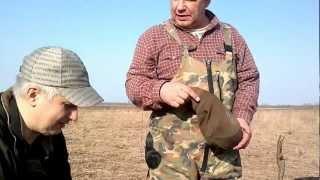 Охота на гуся. Фанвик. Весна 2012