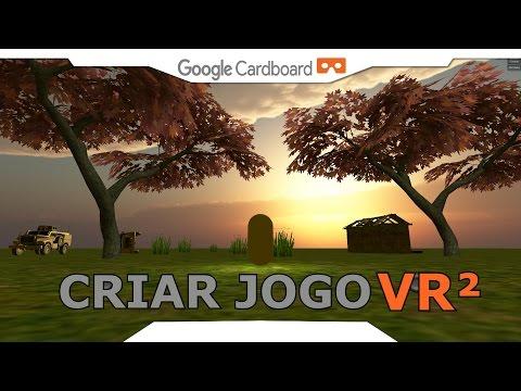 CRIANDO E JOGANDO Em REALIDADE VIRTUAL no Android 02 • VR Editor free • VIRTUAL REALITY