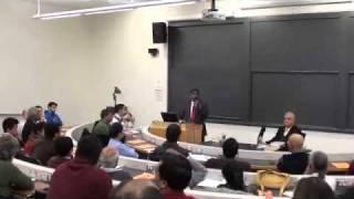 Princeton University: Talk by Reverend Thompson - Part 1